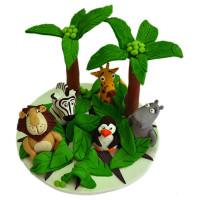 Madagaskar-bajka (20cm)